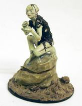 The Lord of the Rings - Eaglemoss - #095 Gollum in Misty Mountain Caves