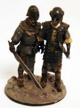 The Lord of the Rings - Eaglemoss - #098 Frodo & Sam at Mordor