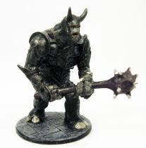 The Lord of the Rings - Eaglemoss - #114 Battle Troll at Minas Tirith