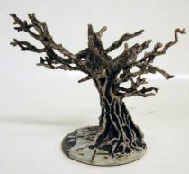 The Lord of the Rings - Eaglemoss - #136 Tree of Gondor at Minas Tirith
