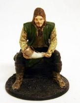 The Lord of the Rings - Eaglemoss - #162 Faramir in Ithilien