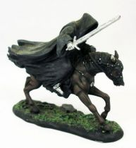 The Lord of the Rings - Eaglemoss - #HS Dark Rider galloping