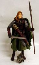 The Lord of the Rings - Eowyn in armor - loose