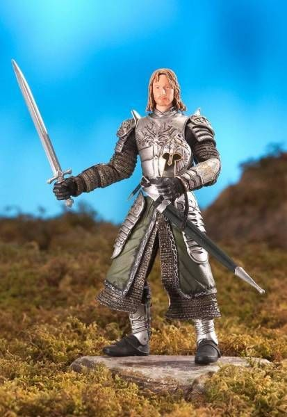 The Lord of the Rings - Faramir in Gondorian armor - ROTK Trilogy