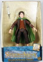 The Lord of the Rings - Frodo Baggins - Deluxe Rotocast Figure