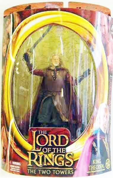 The Lord of the Rings - King Theoden - TTT