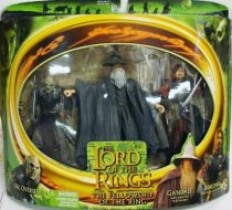 The Lord of the Rings - Orc Overseer, Gandalf the Grey & Boromir  - FOTR