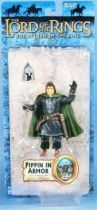 The Lord of the Rings - Pippin in armor - ROTK Trilogy