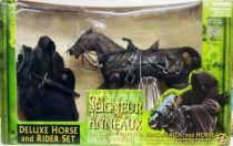 The Lord of the Rings - Ringwraith and Horse - FOTR