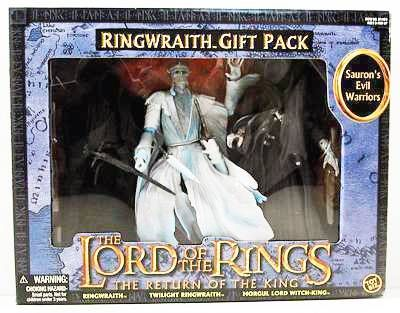 The Lord of the Rings - Ringwraith Gift-set