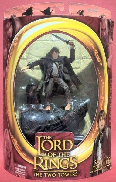 The Lord of the Rings - Sam in Mordor - TTT