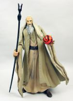 The Lord of the Rings - Saruman the White with Eye of Sauron - loose