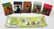 The Lord of the Rings - Set of 5 mini viewers - Tomy