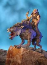 The Lord of the Rings - Sharku & Warg - ROTK