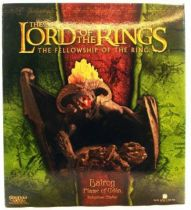 The Lord of the Rings - Sideshow Weta - Balrog Flame of Udùn statue