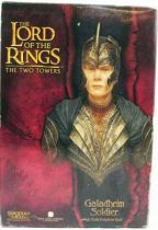 The Lord of the Rings - Sideshow Weta - Galadhrim Soldier polystone bust
