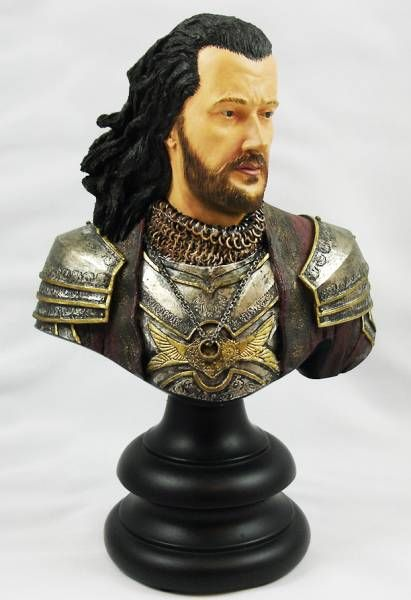 The Lord of the Rings - Sideshow Weta - Prince Isildur polystone bust