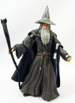 The Lord of the Rings - Super Poseable Gandalf the Grey - loose