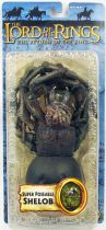 The Lord of the Rings - Super Poseable Shelob - ROTK Trilogy