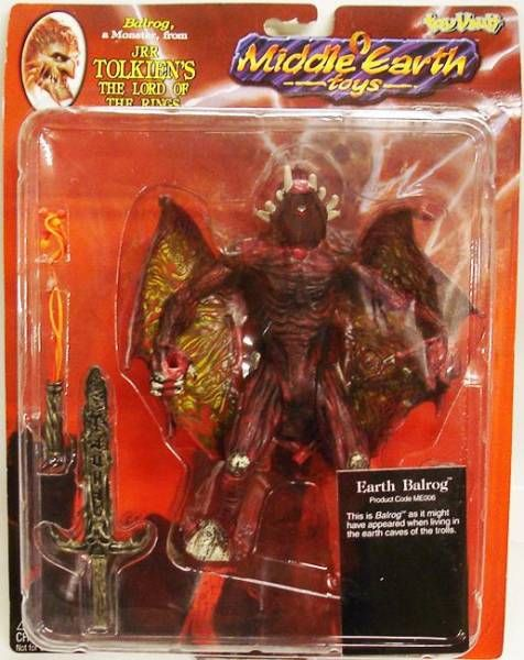 The Lord of the Rings - Toy Vault - Earth Balrog
