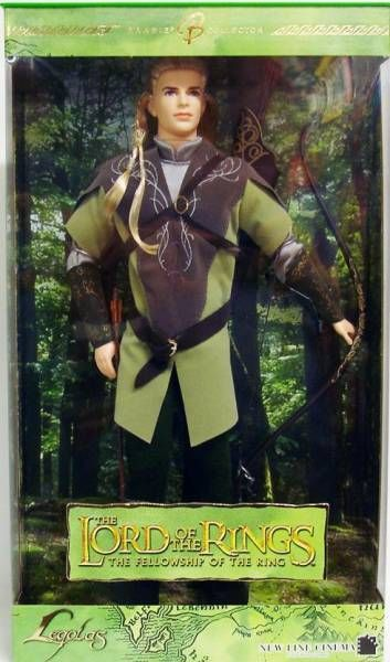 The Lord of the Rings Ken as Legolas - Mattel 2004 (ref.H1192)
