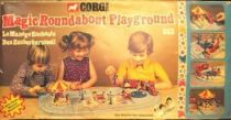 The Magic Roundabou t, Corgi Play-set