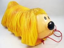 The Magic Roundabout - Dougal pull toy - CLD