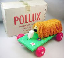 The Magic Roundabout - Dougal pull toy (mint in box) - Clairbois