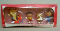 The Magic Roundabout , Jim figures Mint boxed set (n°2) of five