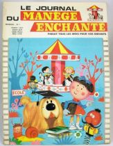 Le Manège Enchanté - Journal Mensuel n°01 - ORTF 1965