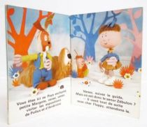 The Magic Roundabout - Mini-Comics Gautier-Languereau Editions ORTF 1970 Dougal\'s exposition