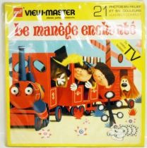 The Magic Roundabout - View-Master 3 discs set + Complet Story