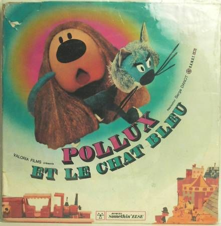 The Magic Roundabout Record Lp Dougal And The Blue Cat