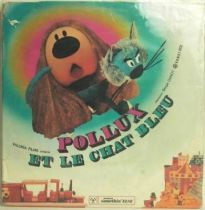 The Magic roundabout, Record Lp Dougal and the blue cat