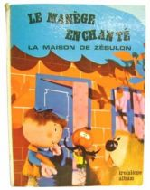 The Magic roundabout, Story book ORTF edition - Zeebedee\'s house (third album)