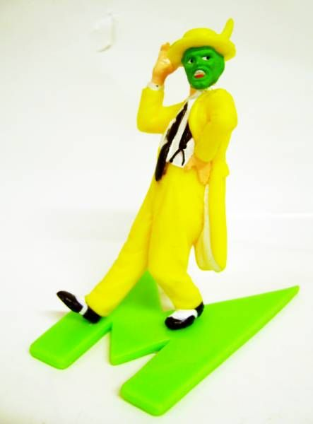 The Mask - 3\'\' PVC figure - Applause 1994