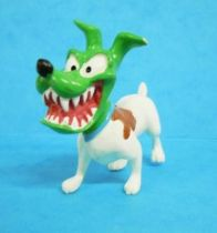 The Mask (Milo the dog) - 3\'\' PVC figure - Comics Spain 1994