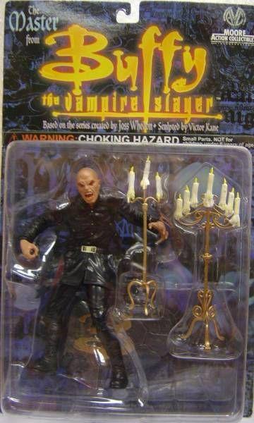 The Master - Diamond Action Figure (mint on card)