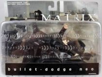The Matrix - Bullet-dodge Neo - N2Toys