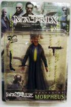 The Matrix - Morpheus figurine articulée N2Toys serie 1 neuve sous blister