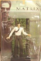 The Matrix - Mr. Anderson Mint on card N2Toys series 2 Action fgure