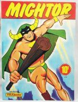 The Mighty Mightor - TELEJunior 1979 comic book
