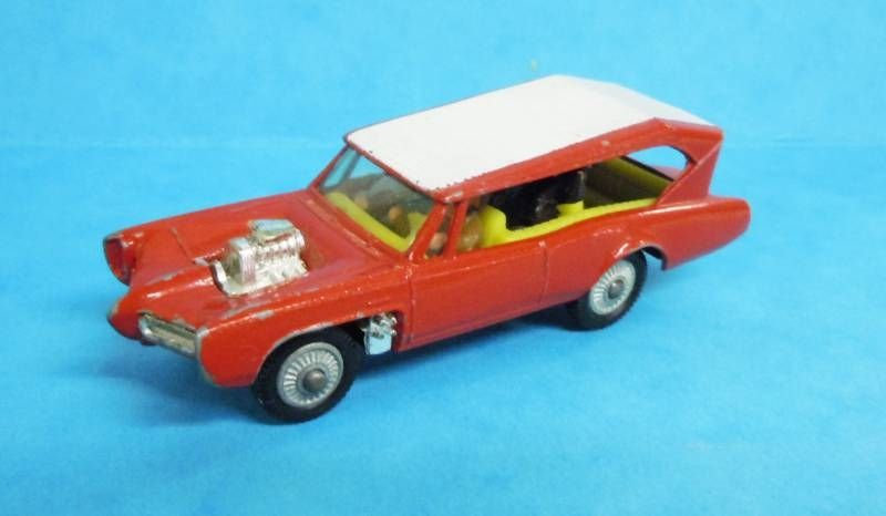 The Monkees - Husky Models - Monkeemobile (loose)