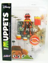 The Muppet Show - Animal & Drum Kit - Action-figure Diamond Select