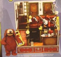The Muppet Show - Backstage playset & Rowlf
