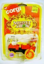 The Muppet Show - Corgi 1979 - Animal (mint on card)