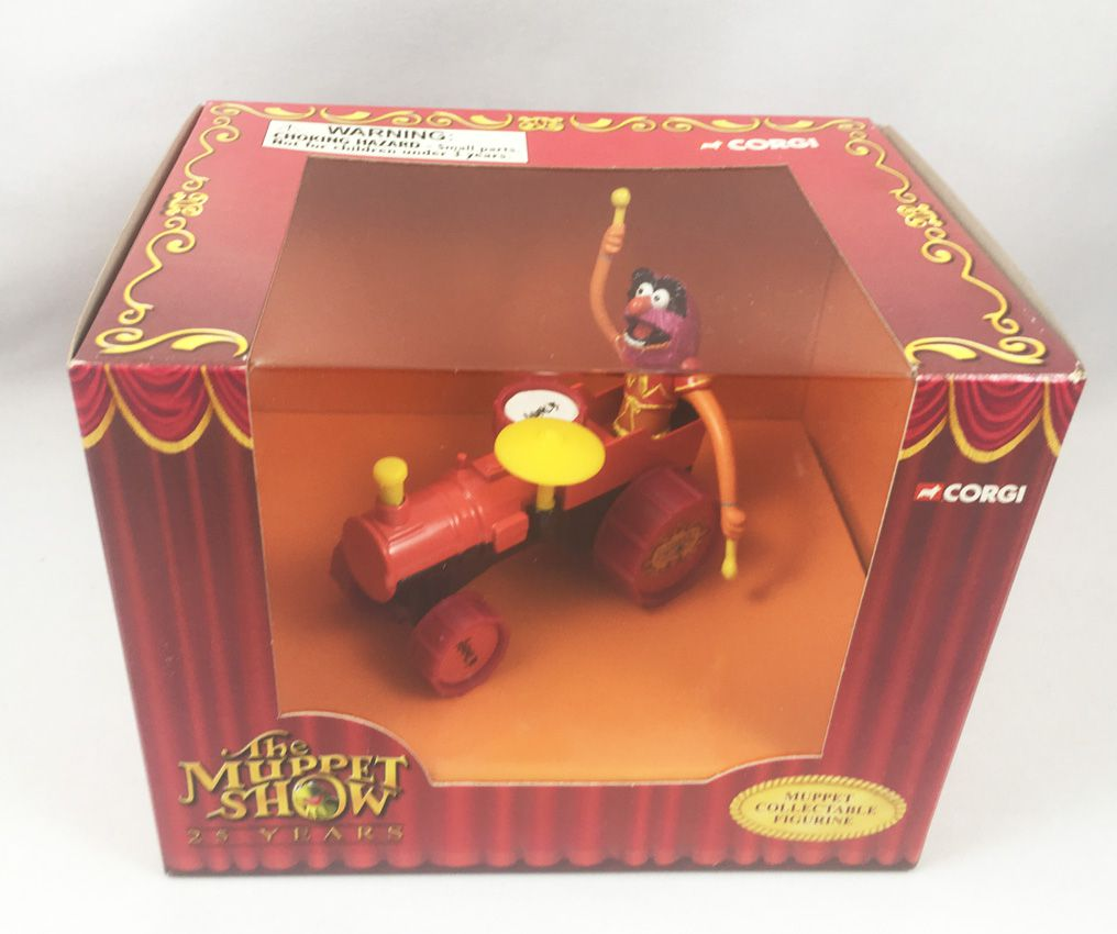 The Muppet Show - Corgi 2002 - Animal (mint in box)