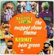 The Muppet Show - Mini-LP Record - Vogue Records 1977