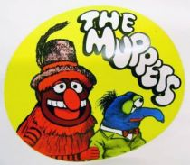 The Muppet Show - Promotional Sticker 1977 - Dr. Teeth & Gonzo
