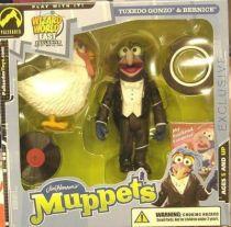 The Muppet Show - Tuxedo Gonzo & Bernice (exclusive figure)